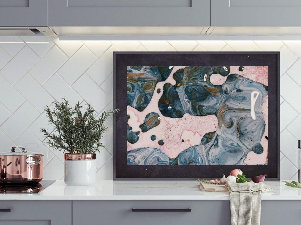 Selecting Art based on Visual Appeal