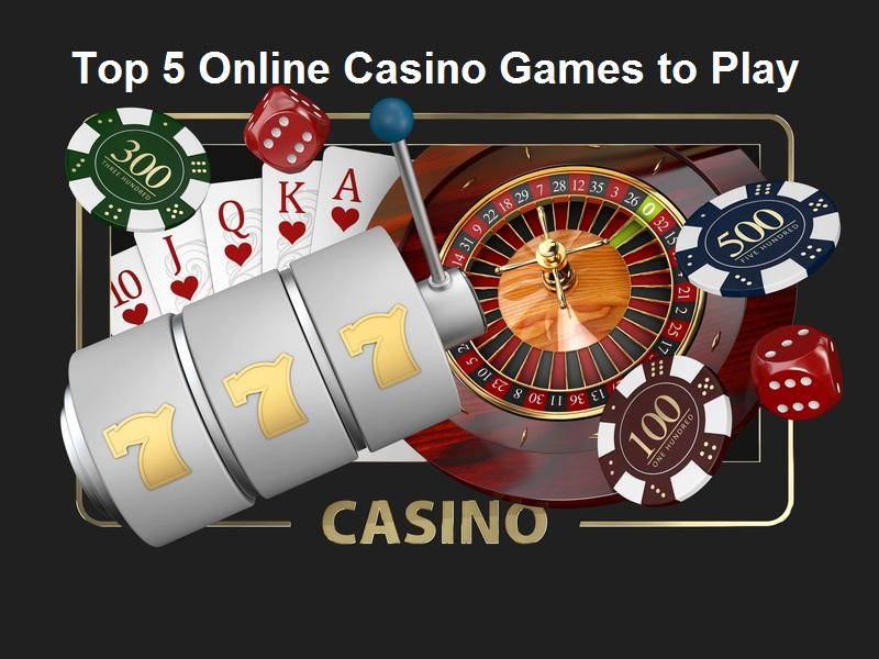 best online casino game to win money
