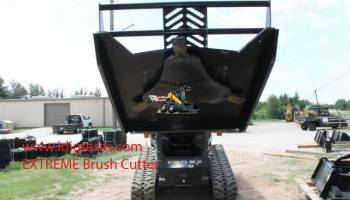 Skid Steer - HD & EXTREME Brush Cutter SALE!!! www idigtx com BOBCAT
