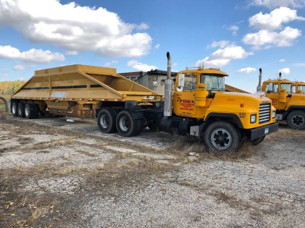 2003 Mack Belly Dump $48000