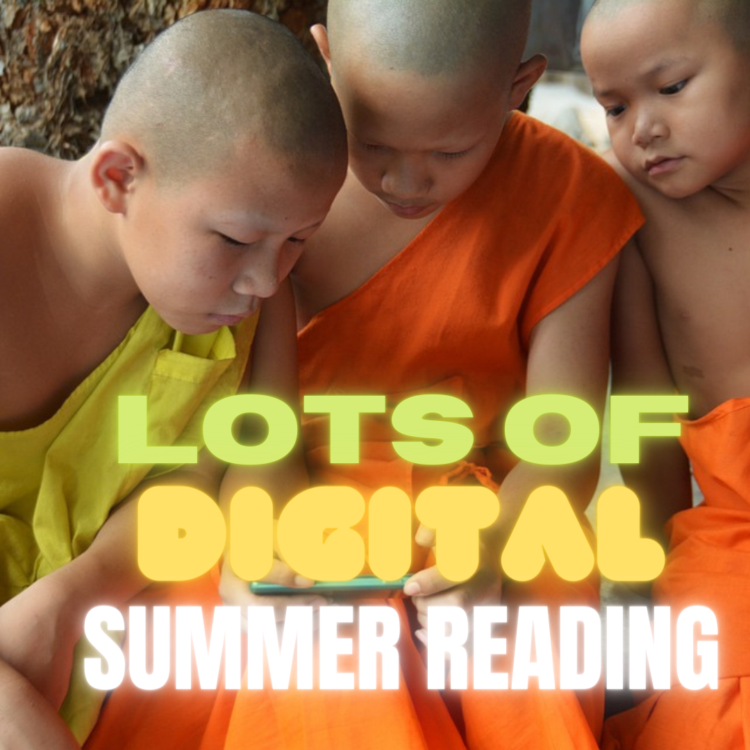 12 Websites for Digital Books Summer Reading