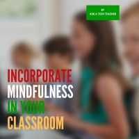 Does Mindfulness Make Your Class Better?