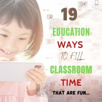 19 Ed Websites to Fill Spare Classroom Time