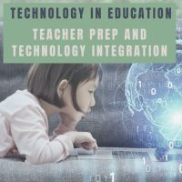 Getting up to Speed: Teacher Prep and Technology Integration