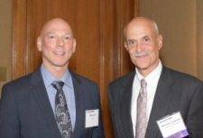 Mike Leff, AT&T; Michael Chertoff, Chertoff Group