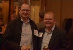 Ralph Wade, Booz Allen Hamilton; Leif Ulstrup, Primehook Technology