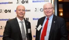 Kevin Kelly, LGS Innovations; Ed Swallow, Aerospace Corporation
