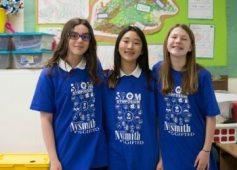 Nysmith students