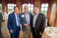 Dr. Ken Bajaj, Paul Smith, Adam August