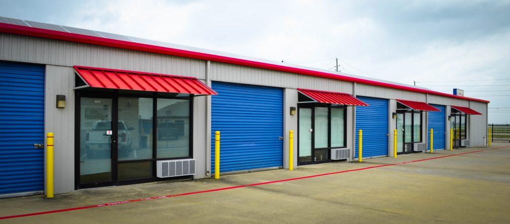 Office Warehouses Lone Star Self Storage