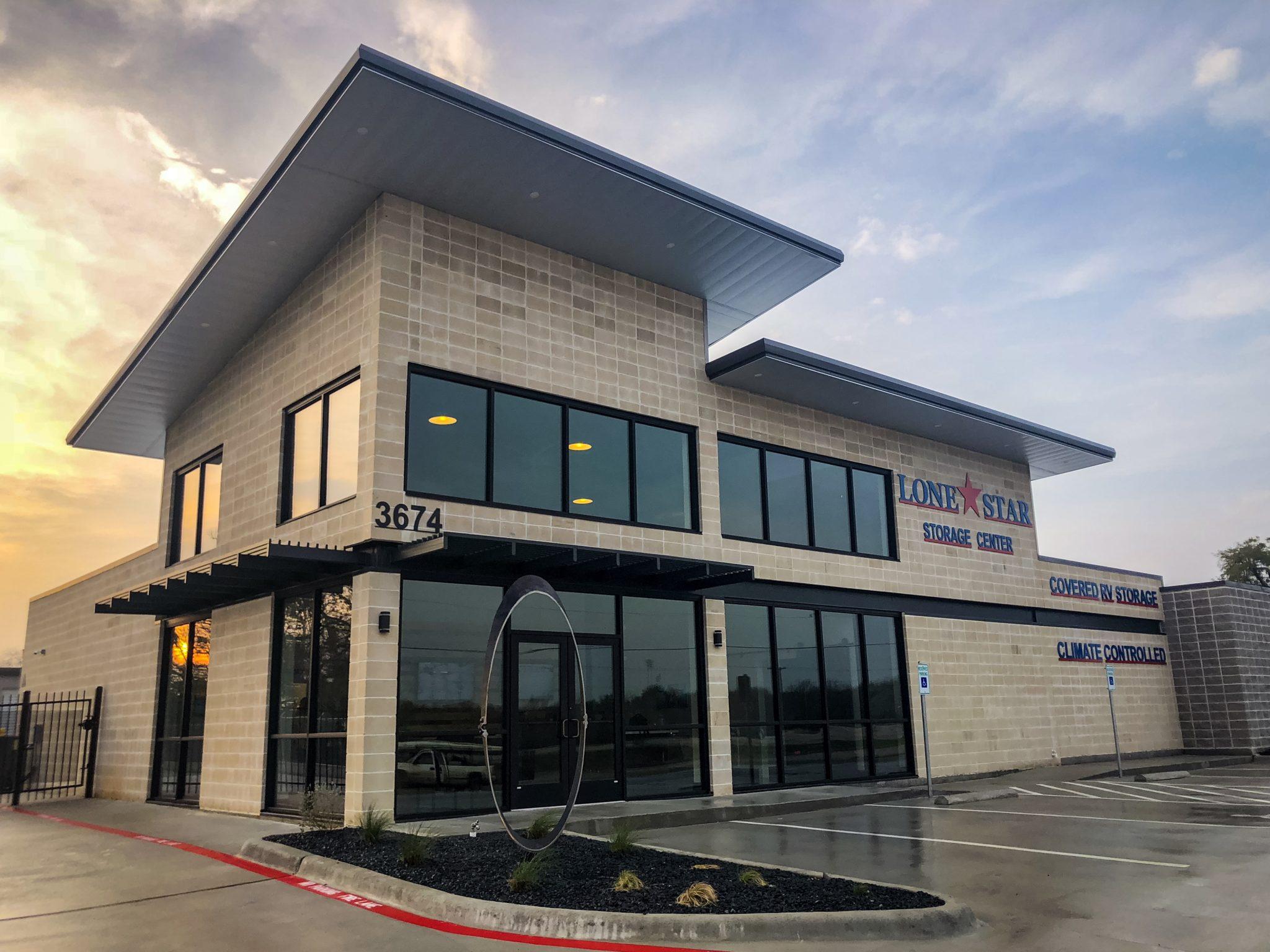 New Braunfels Texas Lone Star Self Storage