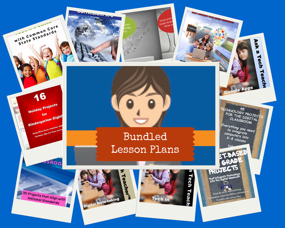 Tech Ed Resources–Lesson Plans