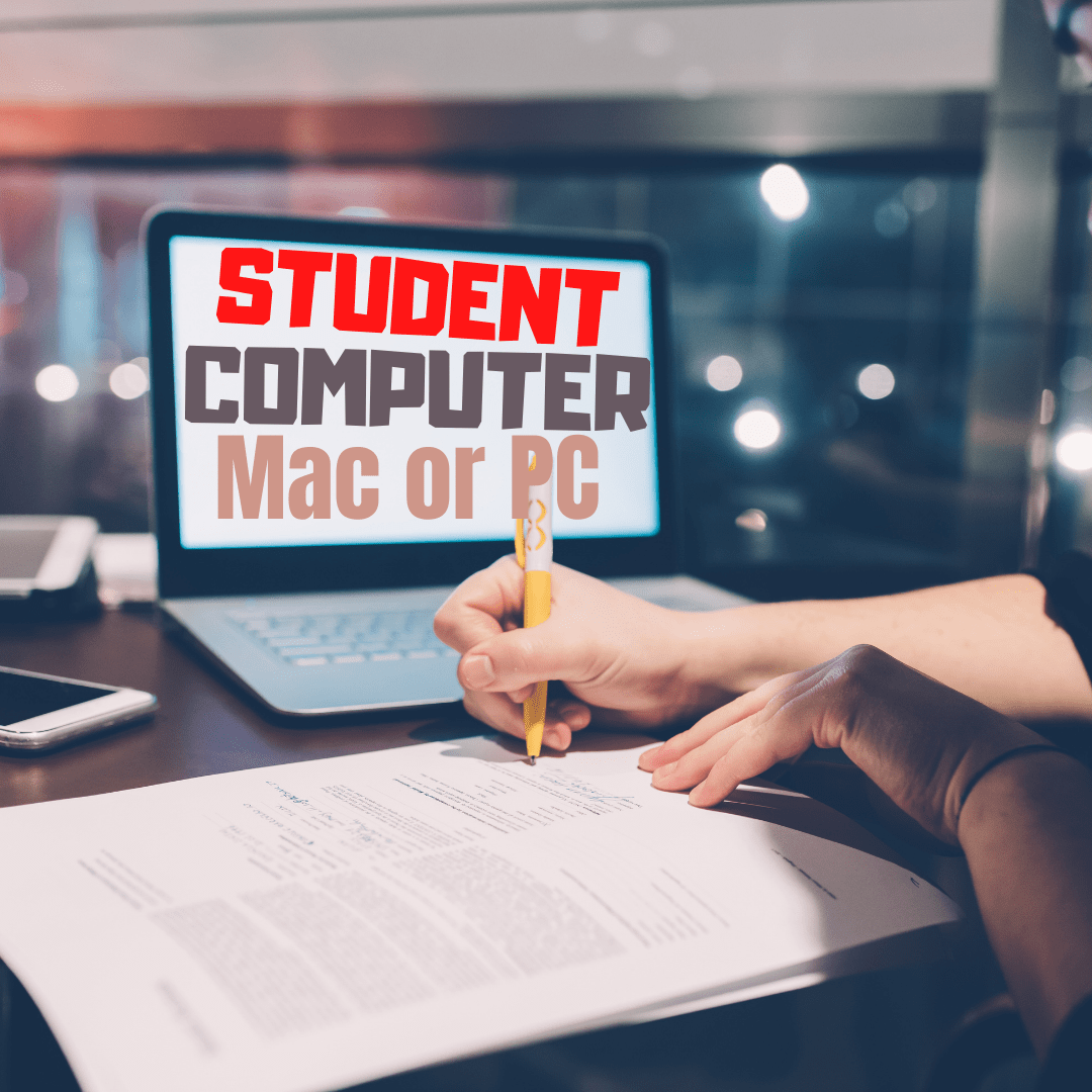 Students decide: PC or Mac