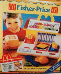 Fisher Price Cooking Centre