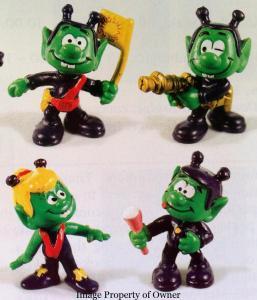 Astrosniks figures 2