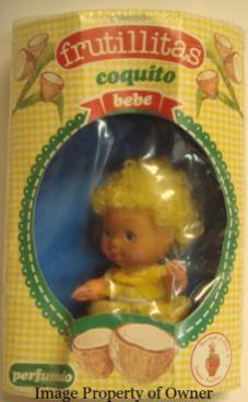 Coconut Argentina doll - strawberryshortcakelane.com