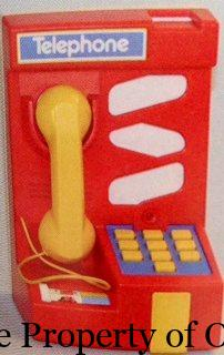FP Message telephone