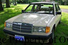 Mercedes-Benz 190E -topshelfpic1
