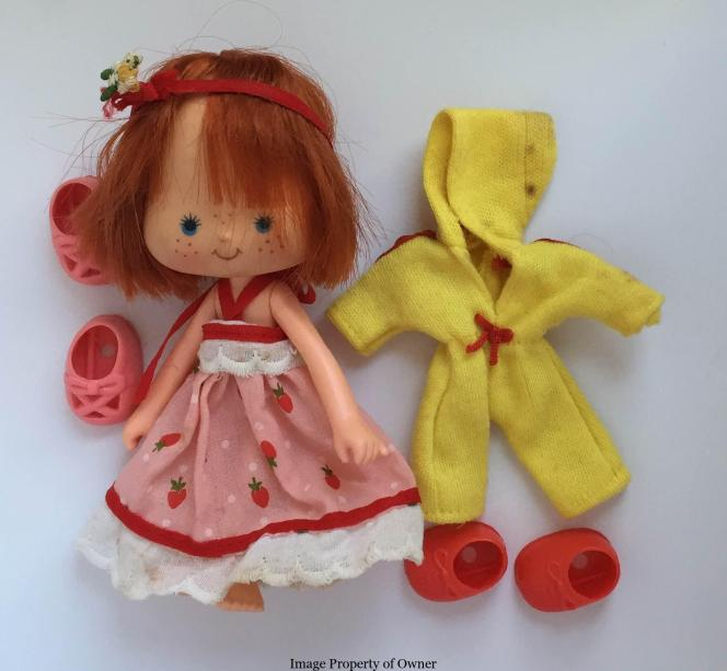 "SS Strawberry Shortcake with Berry Wear ""Berry Sunny Day"""