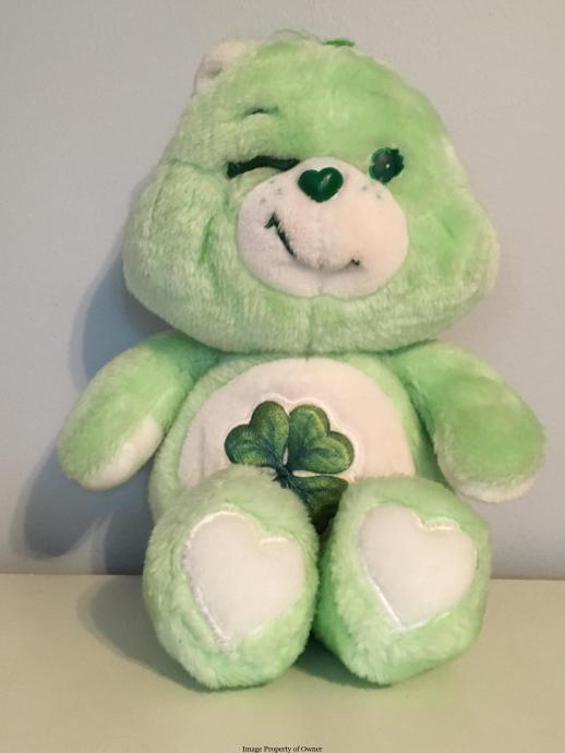 CB Kenner Good Luck Bear