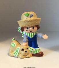 SS Kenner Huckleberry Pie and Pupcake mini