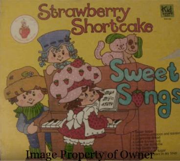 SS Sweet Songs vinyl