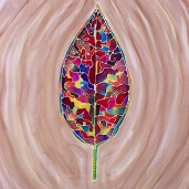 Leaf Study (sold)