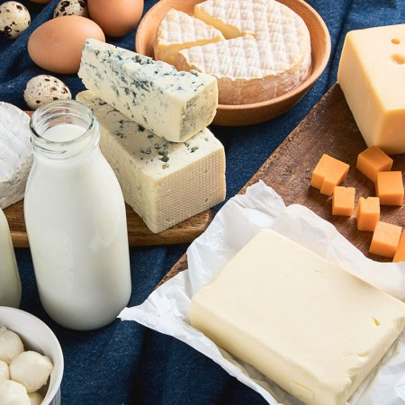 A Healthy Balance of Fats, Carbs, and Dairy