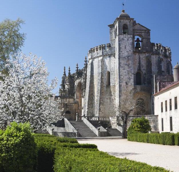 UNESCO World Heritage Site onvento do Cristo, Tomar