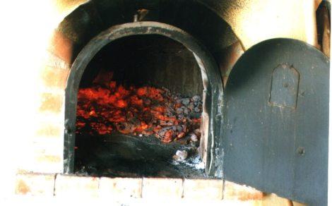 Chanfana oven