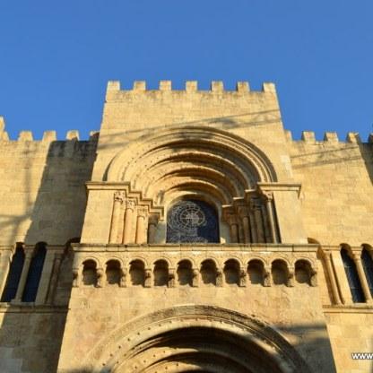 Coimbra's Romanesque cathedral, Sé Velha