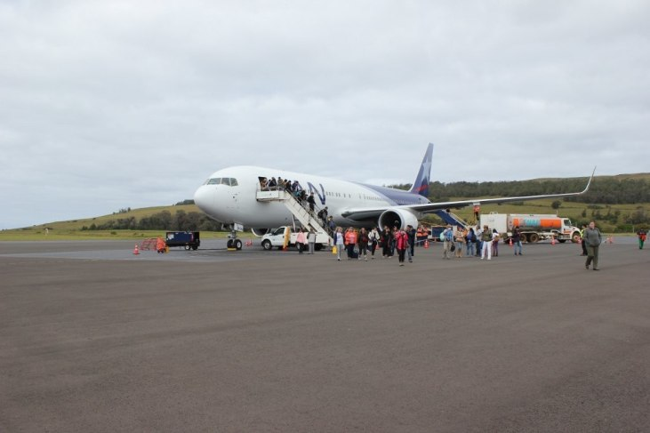 Rapa Nui Airport, Easter Island Itinerary