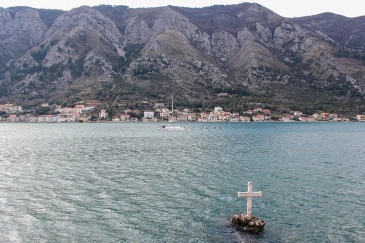 Next to St. Elijah Church, Kotor, Montenegro