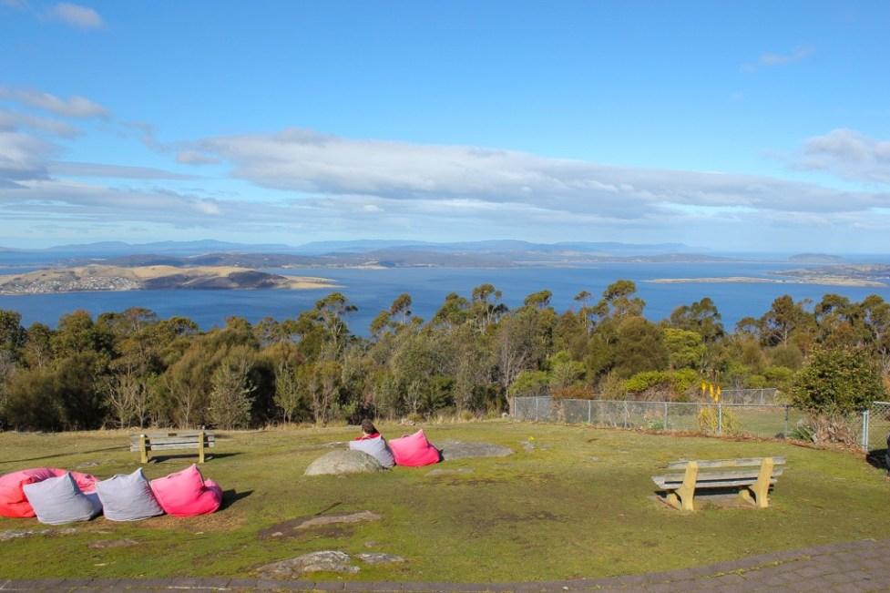 Mt Nelson View, Hobart, Tasmania, Australia