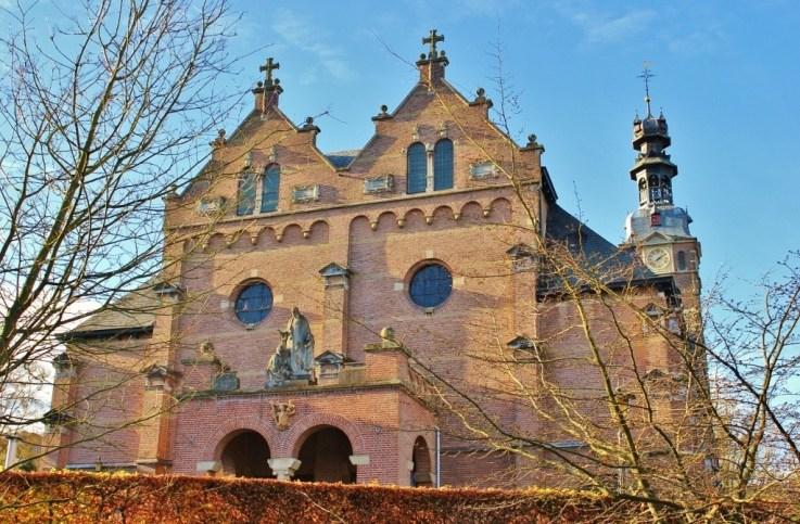 Bartholomew Parish Church in Beek-Ubbergen, Netherlands