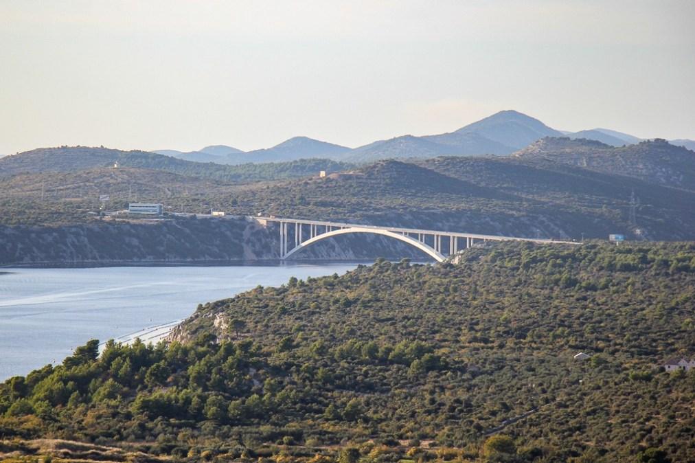 bungee, Sibenski Most, Sibenik, Croatia
