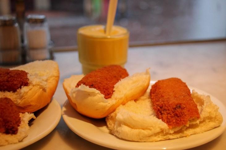 Kroketten Broodje, Amsterdam
