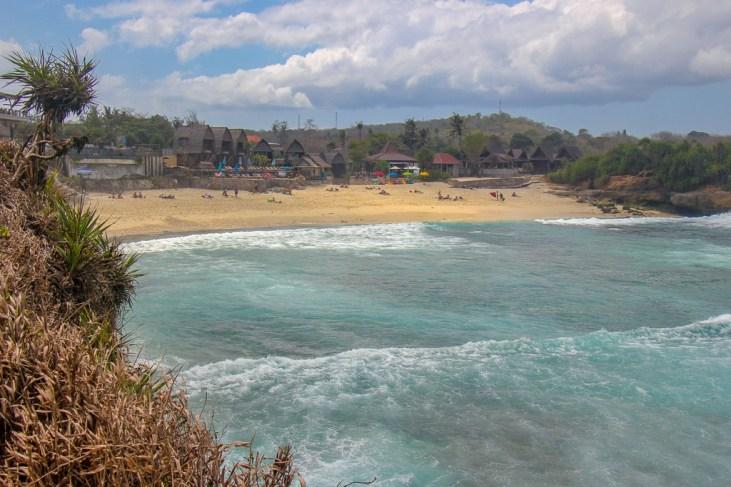 Dream Beach, Nusa Lembongan, Bali, Indonesia