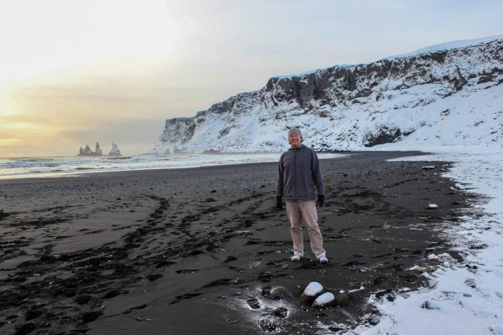 B;acksand beach, Vik, Iceland