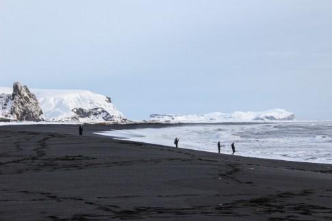 Icealnd In Winter, Vik
