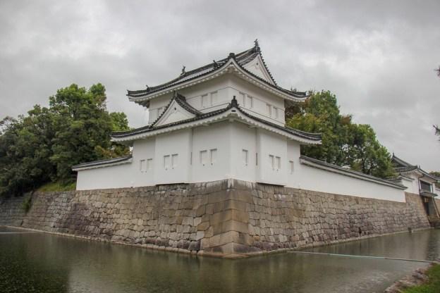 The Nijo Castle in Kyoto, Japan