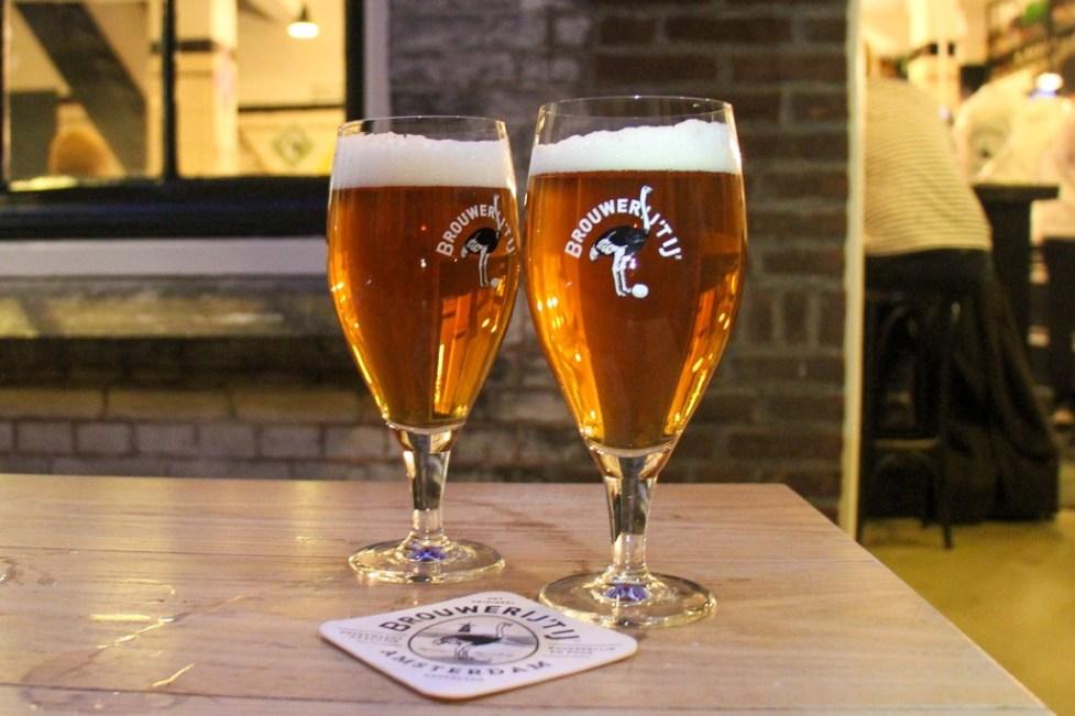 Cold Beer, Brouwerij 't IJ Amsterdam, Windmill Brewery