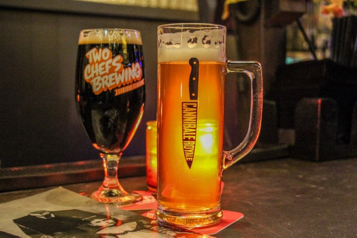 Two Chefs, Craft Beer, Cannibale Royale De Pijp