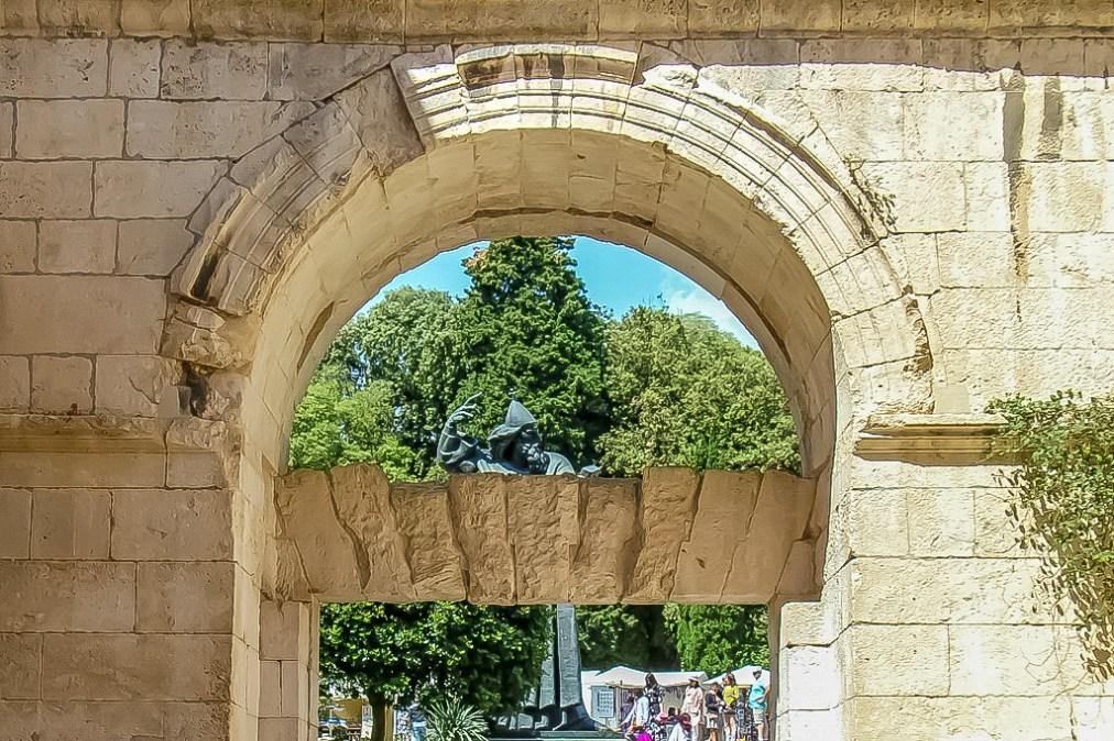Golden Gate, Split, Croatia-2