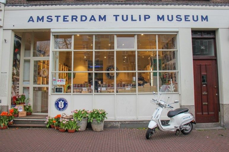 Informative and entertaining,Tulip Museum, Amsterdam, Netherlands