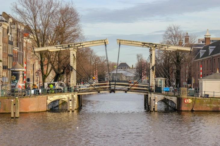 SO many bridges, Walter Süskindbrug, Amsterdam, Netherlands