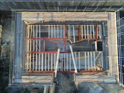Steel beams and Easi joists