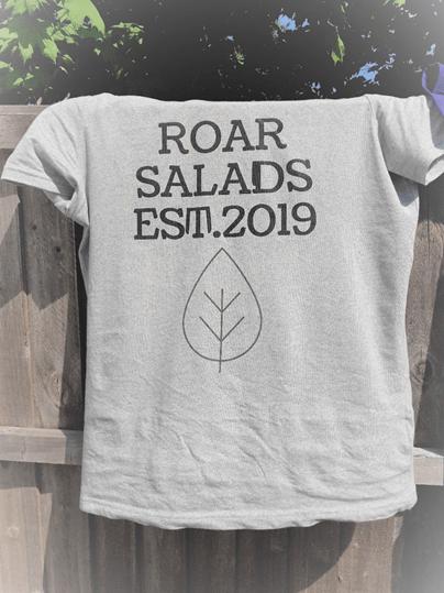 Roar Salads merch