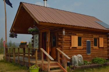Quite attractive little cabin.