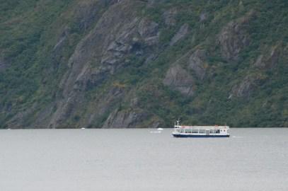 The MV Ptarmigan provides tours to see the Portage Glacier.